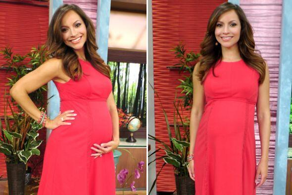 ¡Nos encanta ver a Satcha embarazada! La emoción es cada d&...