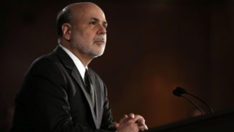 La Fed indicó que mantendrá el programa de compra de valores respaldados...