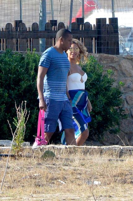 ¡Beyoncé y Jay Z están beso y beso! SALF_BYZCIL150916_22.JPG