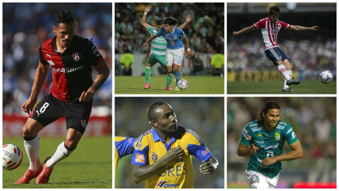 Lo mejor del Draft de la Liga MX