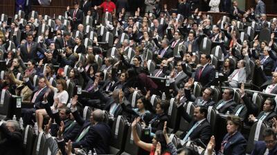 Congreso de la Unión, México