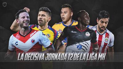 La Liga MX vivirá una jornada determinante este fin de semana.