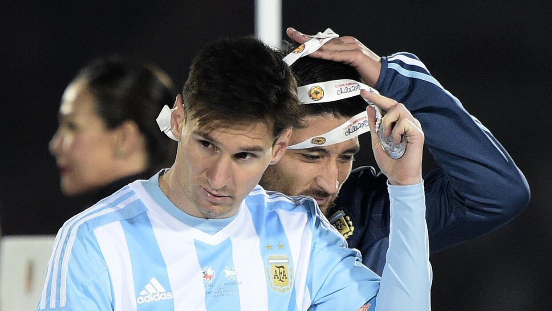 Lionel Messi: ''No hay nada más doloroso en el fútbol que perder una fin...