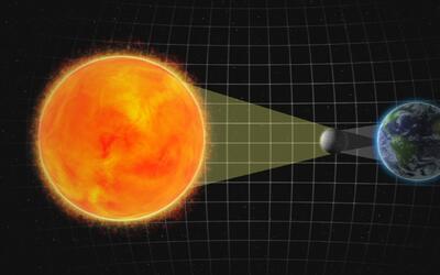 Varios estados de EEUU podrán ver el eclipse solar total por primera vez...