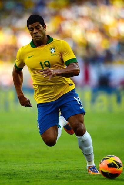 Givanildo Vieira de Souza 'Hulk'. Posición: Delantero. Fecha de Nacimien...