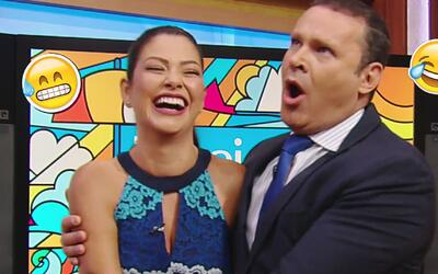 Regresó a los buenos chistes: Ana Patricia y 'Pepito' hacen buena mancuerna