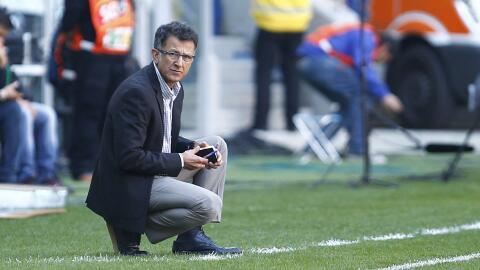 Juan Carlos Osorio, entrenador de Sao Paulo