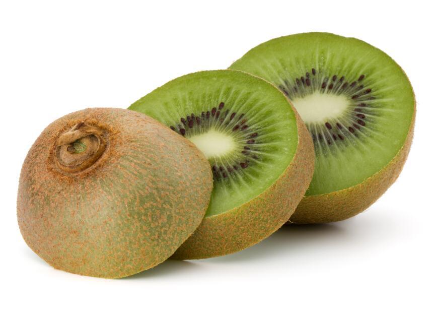 Kiwi. Esta exótica fruta es otra excelente fuente de vitamina C, nutrien...