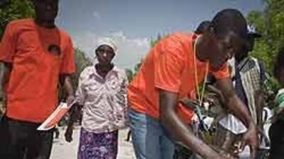 Hombre acusado de tráfico de haitianos para trabajos forzados fue arrest...