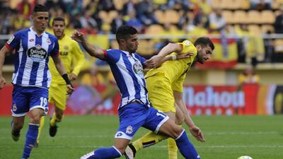 Villarreal vs. Deportivo La Coruña