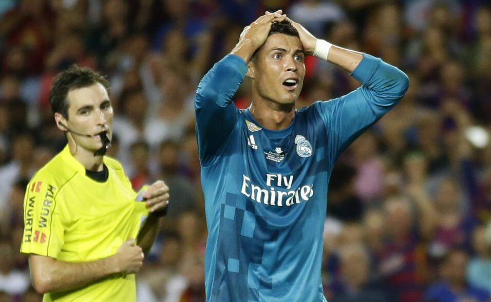Cristiano Ronaldo se iría del Real Madrid al final de esta temporada AP_...