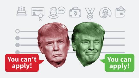 Promo quiz Trump