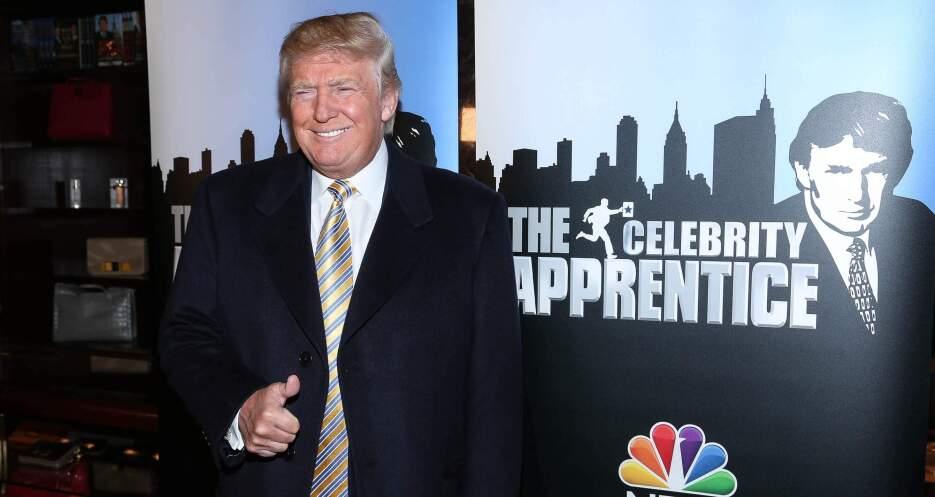 """Su reality show """"The Apprentice"""" lo dio a conocer en el mundo..."""