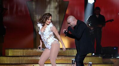 """""""Es una muñeca"""": Wisin supera en halagos (al menos públicamente) al novio de Jennifer López"""