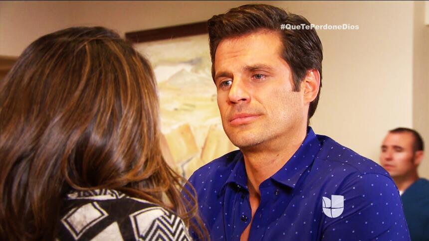 ¡Abigail no quiere que Diego se case!
