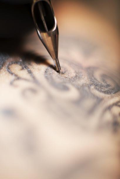 Tattoo night. ¿Tienes amigos tatuadores? Llámalos o contra...