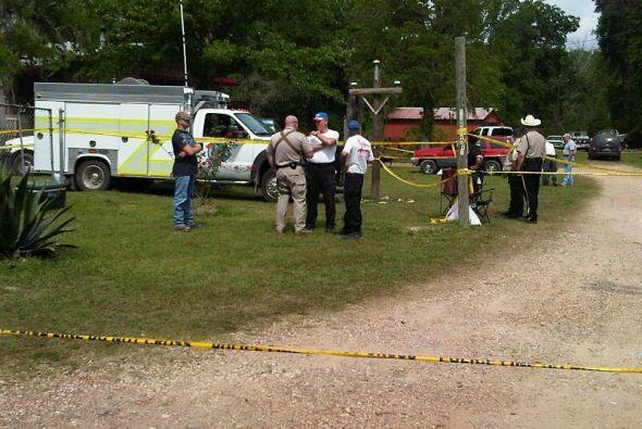 Las autoridades del Condado Liberty continúan la búsqueda de  Devin Davi...