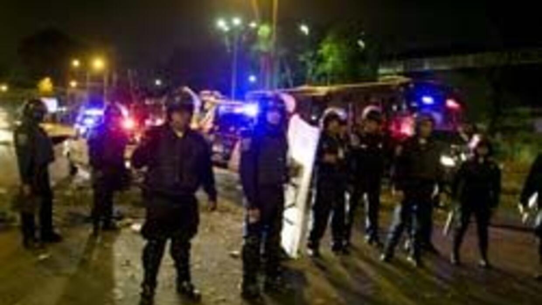 Tensión en popular barrio de Tepito del DF por dudoso caso de robo de in...