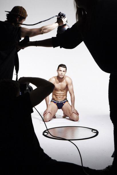 Sin duda alguna, esta campaña es realmente 'hot', y Cristiano luce como...