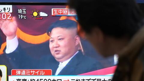 Kim Jong-Un sugirió en su discurso de Año Nuevo que Corea...