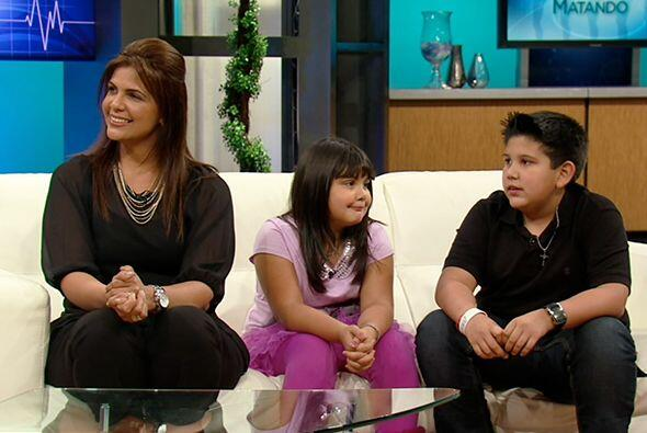 Una familia que decidió hacerle frente al problema de la obesidad y la d...