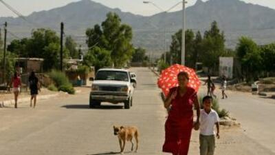La idea es evitar que alumnos de México asistan a clases en las escuelas...