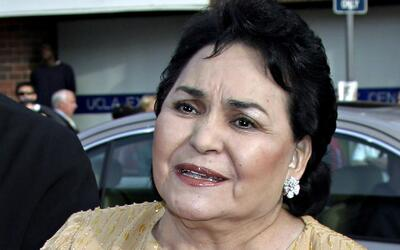 Carmen Salinas celebra que Edith González haya superado el cáncer