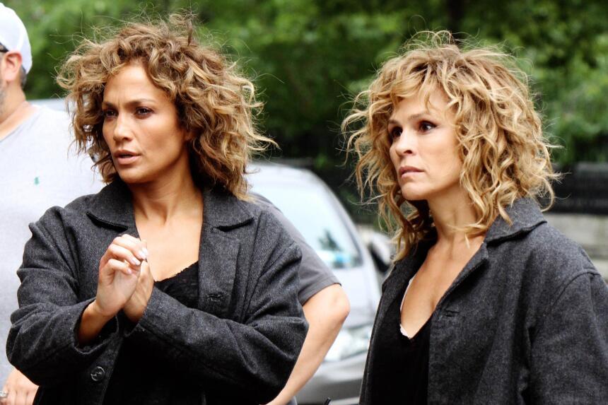 Vanessa Vander ha trabajado anteriormente como doble de Jennifer López e...
