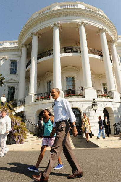 Tras la muerte de Osama Bin Laden, Obama remontó en el índice de aprobac...