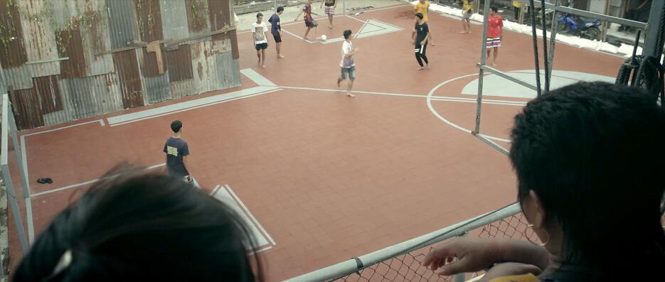 Las extrañas canchas de fútbol en Bangkok aAP_shot5.jpg