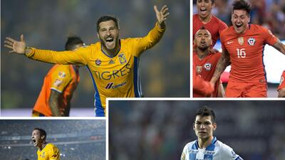 El 'once ideal' previo al arranque del Clausura 2017 de la Liga MX.