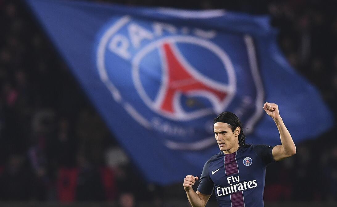 Grandes figuras del fútbol mundial que están en la Liga de Francia Getty...