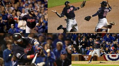 Latinos de Cleveland Indians en la temporada 2016 de MLB
