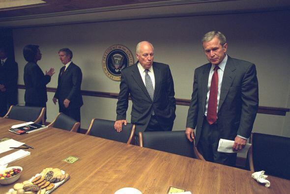 Los líderes se preparan para otra reunión. (Imagen del Archivo Nacional...