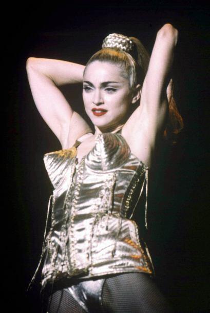 Durante su juventud Madonna fue considerada una de las más bellas, quizá...
