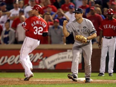 Los Yankees remontaron una desventaja de cinco carreras y una terrible p...