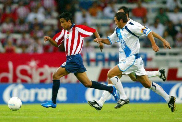 Seis meses antes de este juego el Puebla sacó un mejor resultado de la c...