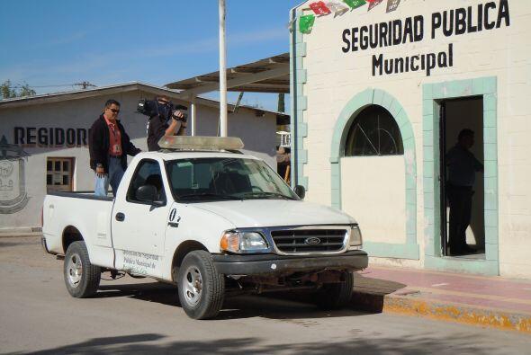 El pueblo está ubicado en el estado de Chihuahua. México ha sufrido la m...
