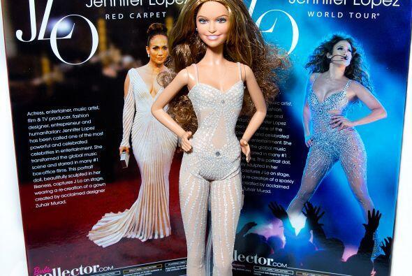 """""""Realizar las muñecas de Jennifer Lopez fue un sueño hecho realidad"""", di..."""