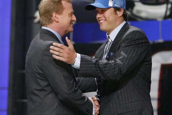8. Matthew Stafford (2009).- Detroit Lions.