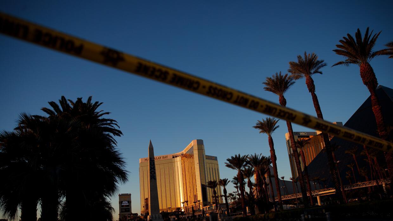 El tiroteo de Las Vegas está siendo calificado como el más sangriento en...