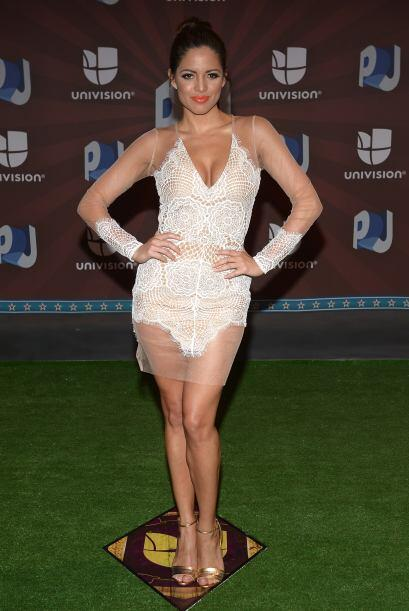 El 'black&white' sedujo a Premios Juventud
