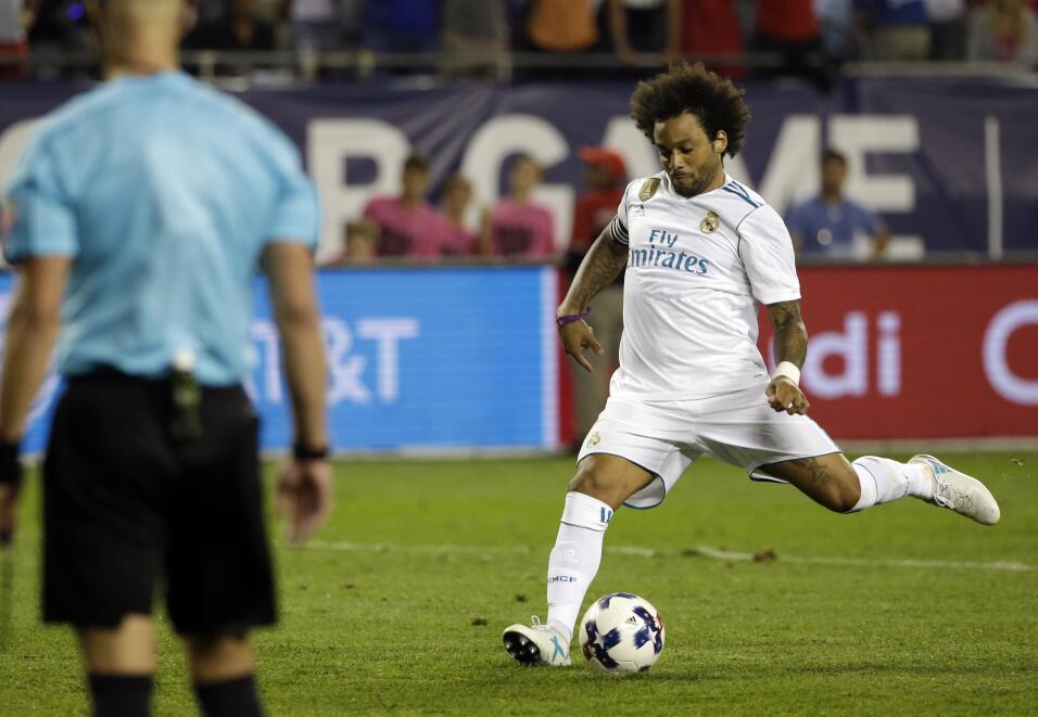 19. Marcelo (Real Madrid / Brasil)