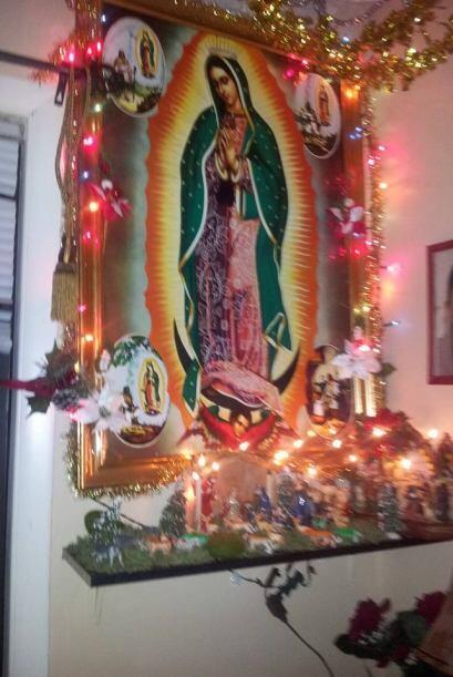 Maria Elena Rendon tendrá muy presente a la Virgen de Guadalupe estas na...