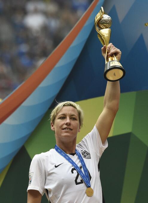 Estados Unidos se coronó en el Mundial Femenil