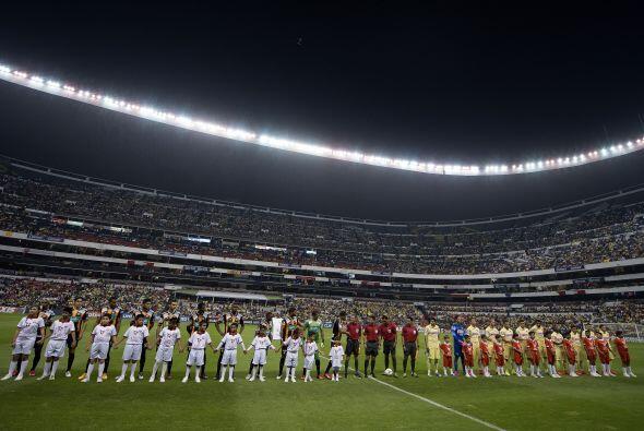 La cuarta Final se jugará en Liga de Campeones de la Concacaf el 22 de a...
