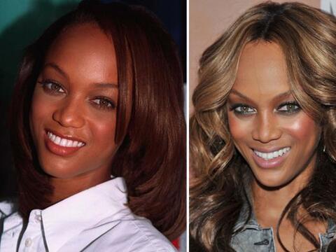 Tyra Banks fue la modelo más famosa de los 90's y pasó de...