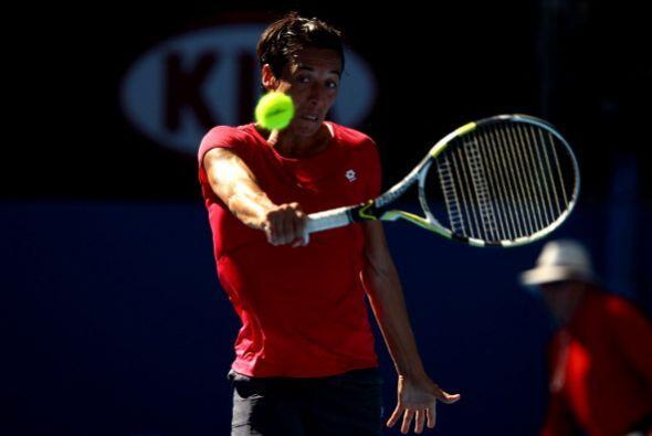 La italiana número diez de la WTA, Francesca Schiavone, venció a la espa...