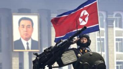 El Ejército Popular de Corea del Norte es uno de los más numerosos del m...