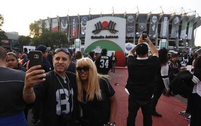 Fans Raiders